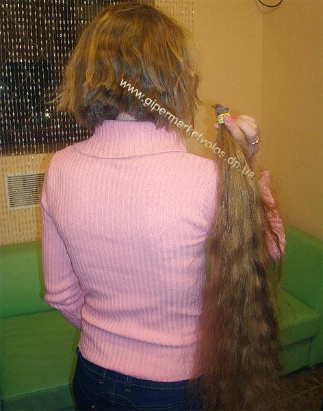 принимаем волосы дорого орел