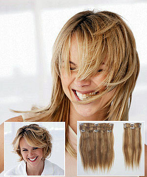 clip in hair extensions  BuzzFeed