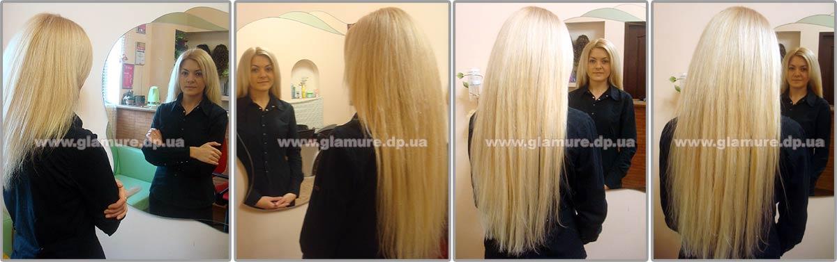 В архангельске наращивание волос