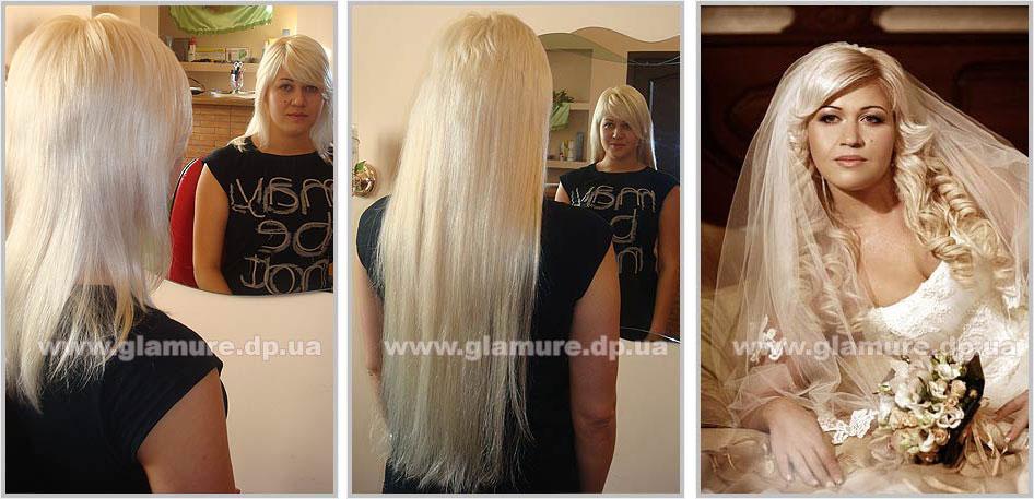 Наращивание волос черкасс цен